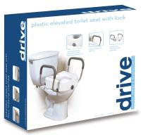 Admirable Raised Toilet Seat Gmtry Best Dining Table And Chair Ideas Images Gmtryco