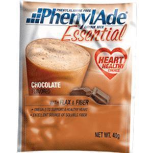 Applied Nutrition Corp Phenylade® Essential Drink Mix 40g Pouch, 157 Calories, Chocolate Flavor