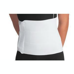 Djo Llc Procare® Premium 3-Panel Elastic Binder Universal, 45 To 62 Waist Measurement, 9 H