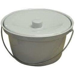 Commode Pail For Shower Commode