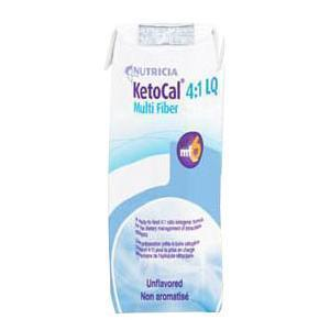 Nutricia Ketocal® 4:1 Unflavored Ready-To-Feed Ketogenic Liquid Formula 8 Oz