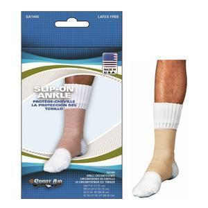 Scott Sport-Aid™ Ankle Brace, Xl, 10-1/4 To 11-1/4 Beige