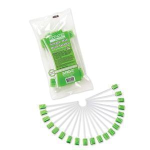 Sage Products Toothette® Plus Swabs With Sodium Bicarbonate, Soft Foam Heads, Stimulate Oral Tissue