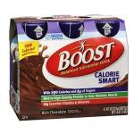 Product Photo: Nestle Boost® Calorie Smart™ Nutritional Drink, Rich Chocolate, 8 oz