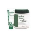 Product Photo: Ameriderm Ointment with Vitamins A and D, Lanolin Enriched, 4 oz Jar