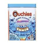 Product Photo: Ouchies™ Groovy Blueberry 4Boyz Adhesive Bandages, 20 Count