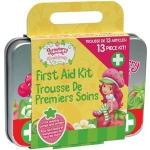 Product Photo: Cosrich Strawberry Shortcake™ Kids First Aid Kit, 13-Piece Tin