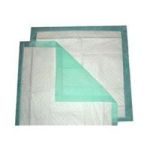 "Product Photo: REPLACES ZRUP3636EA - Cardinal Health Underpad for Incontinence, Moderate Absorbency, Disposable, 36"" x 36"""