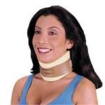 "Product Photo: Flex-Support® Cervical Collar 19"" L x 3"" H, Unisize"