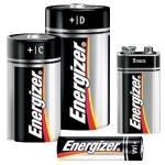 Product Photo: Energizer Personal Care Max® Alkaline Battery AA, Mercury-Free